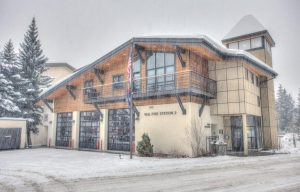 Vail Fire Station (Exteriors)