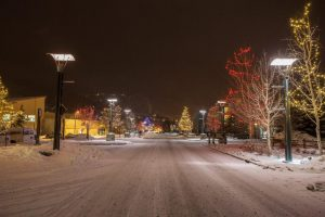 Sheraton St. Lighting